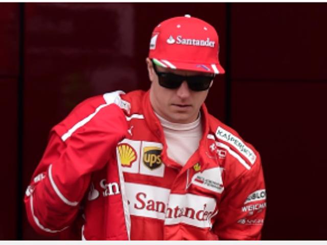 Kimi back to Sauber?