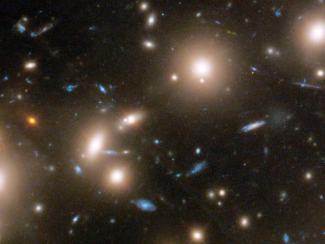 Cette nouvelle image de Hubble n&#39;a rien à voir avec les <i>Guardians of the Galaxy</i>