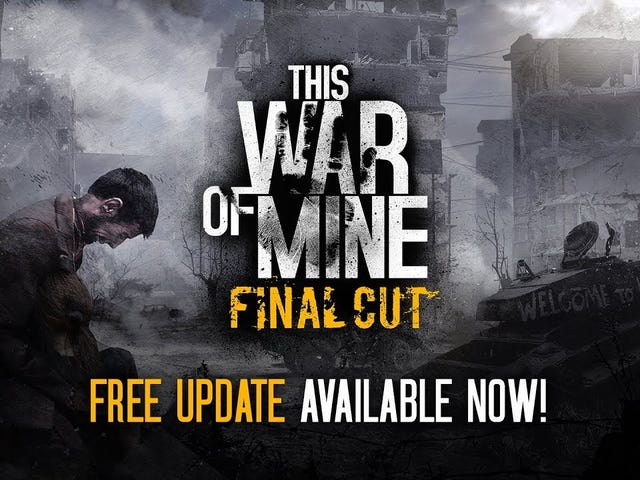 Survival game This War of Mine got a free update on PC today to celebrate the game's five year anniv