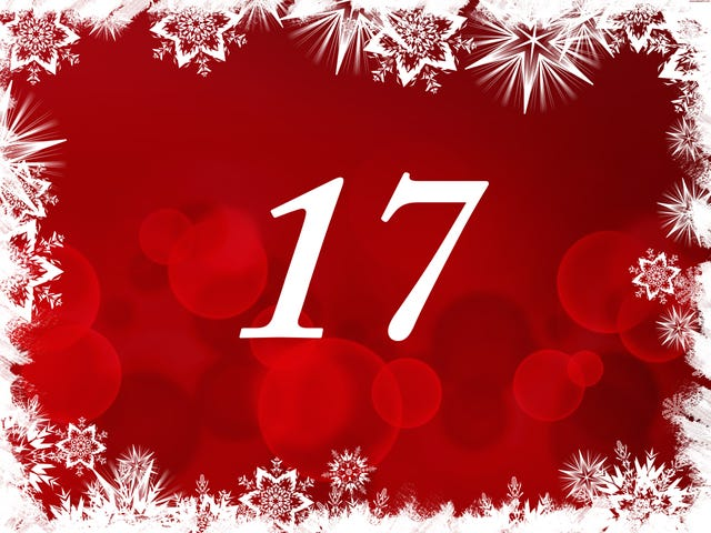 The TAY Advent Calendar: Day 17