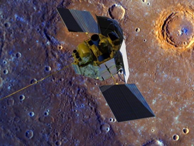 NASA να στείλει Messenger σε ένα τελικό ταξίδι τόσο κοντά στον υδράργυρο που θα μπορούσε να λειώσει