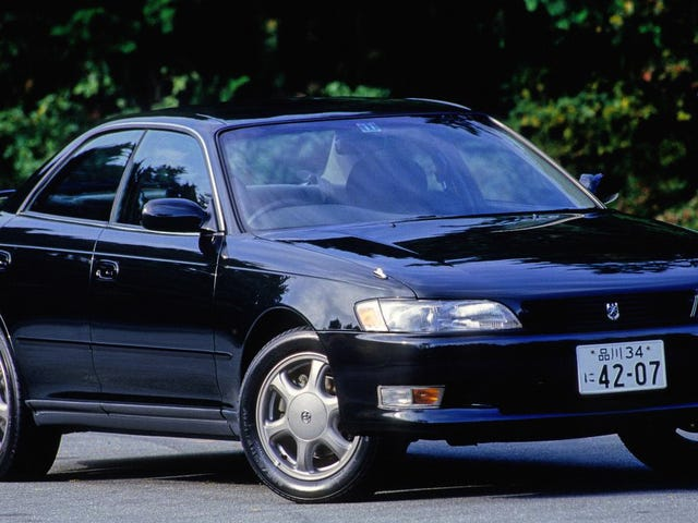 Pray For My Bank Account Because The Toyota JZX90 Is Now Legal To Import