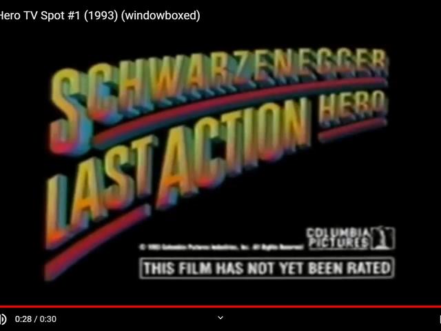 अंतिम एक्शन हीरो (1993)