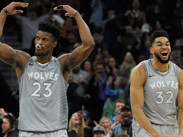 Of Course Jimmy Butler Rejected Minnesota's Bargain-Shopping Extension Offer