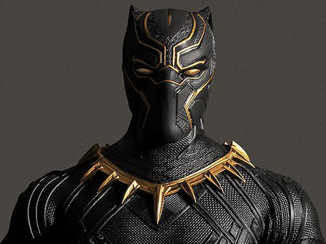 That 'New Black Panther Movie Costume' You've Been Seeing Everywhere Is Actually Just an Action Figure