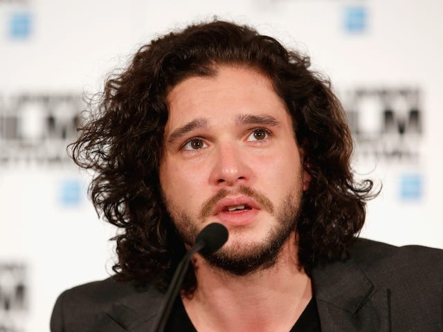 Fermez votre jolie petit gémissement, Jon Snow