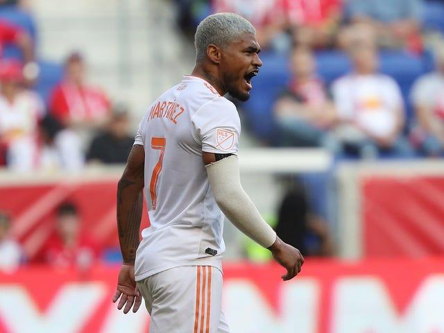 Josef Martínez dribbelte zwei Houston Dynamo-Spieler in ein frühes Grab