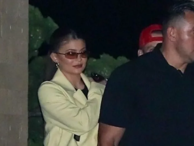 Kylie Jenner Went Outside and Straight to Nobu