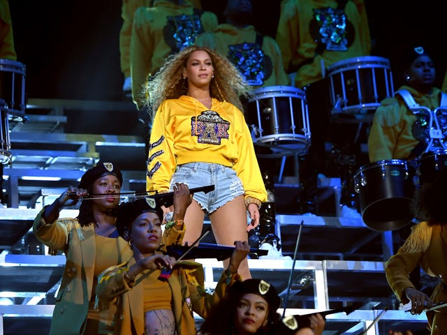 Who Run the World? A Balmain x Beyoncé Capsule Collection Is Created to Benefit Black Colleges