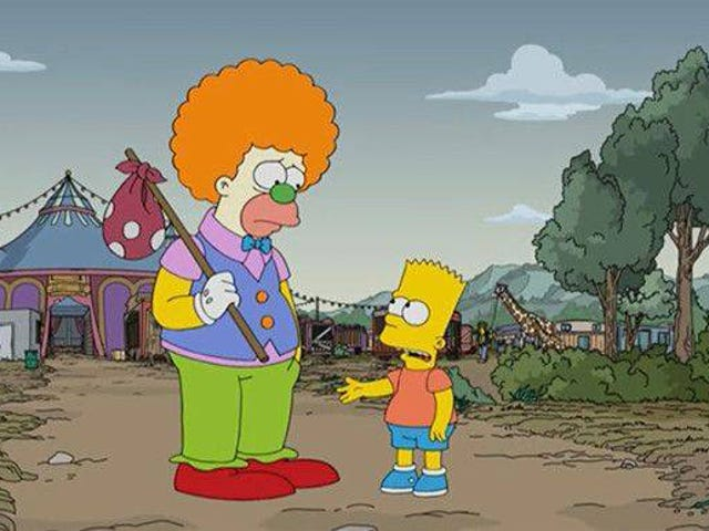 """<a href=""""https://tv.avclub.com/the-simpsons-has-had-it-with-those-tv-recapping-clowns-1830646553"""" data-id="""""""" onClick=""""window.ga('send', 'event', 'Permalink page click', 'Permalink page click - post header', 'standard');""""><i>The Simpsons</i> has had it with those TV-recapping clowns</a>"""