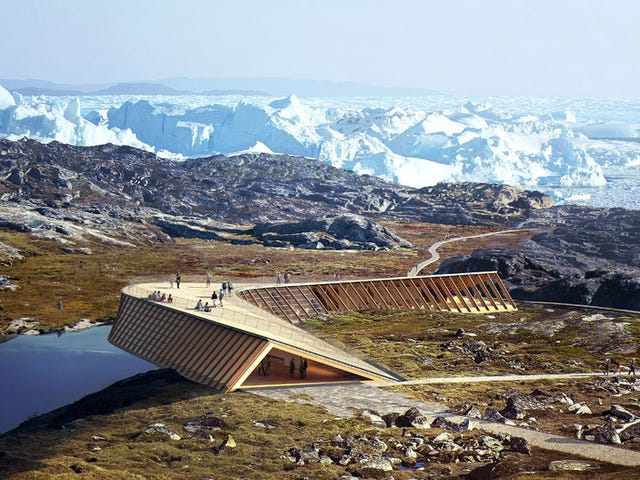 Greenland Is Building the Perfect Place to Watch the World End
