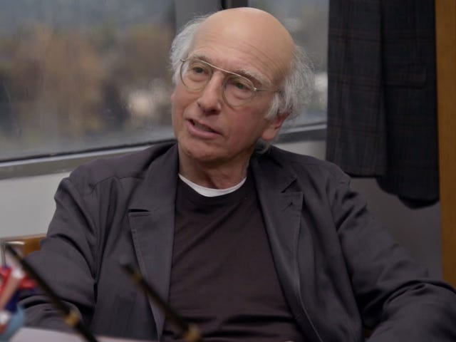A surprise party turns out to be the least of Curb Your Enthusiasm's concerns