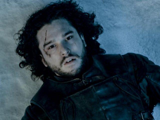 Mise à jour de l'ODeck Jon Snow Pool