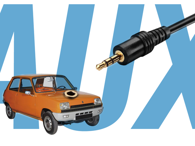 Make Auxiliary Cord Inputs Mandatory For Every Car