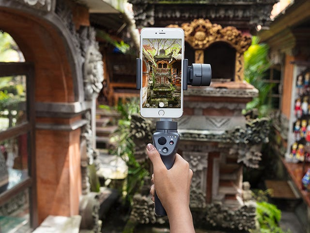 DJI's Refreshed Smartphone Video Gimbal Is Now Way Cheaper and Whole Lot Better