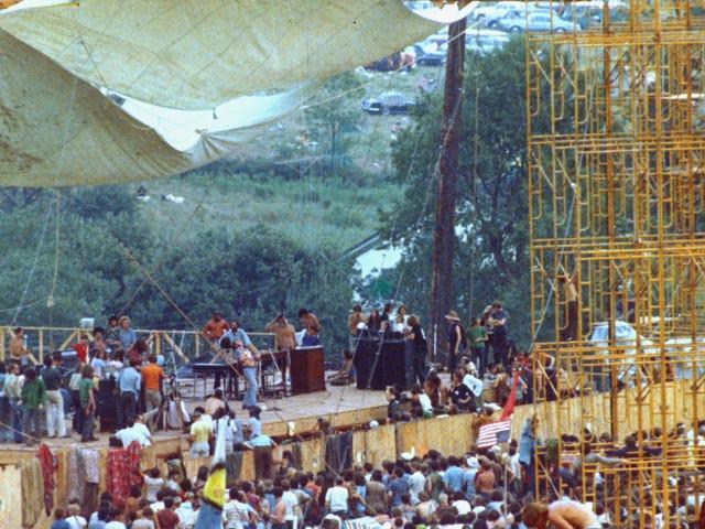 Woodstock 50 Bunyi Seperti Mess