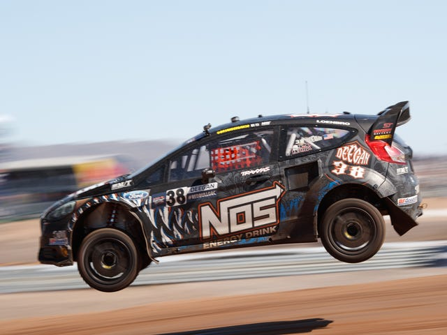 Ride Around The Red Bull GRC Dallas Course With Us Right Now!