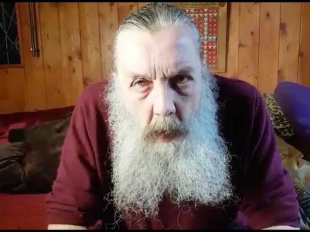 Watchmen Creator Alan Moore Explains Why He's Voting Today For the First Time in 40 Years