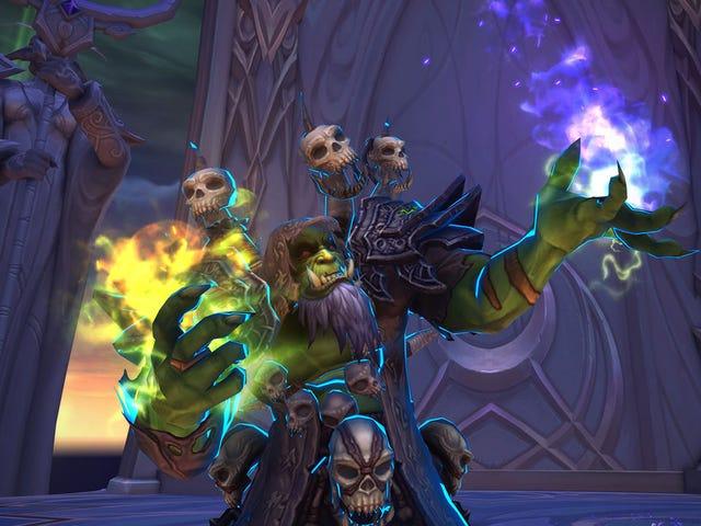 World of Warcraft Player Solos Et af spilets hårdeste raidbosser