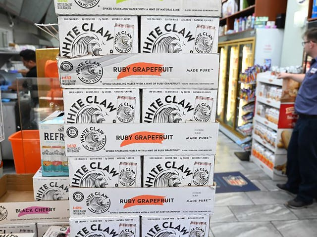 White Claw to add 3 new flavors next year, subsume entire alcohol industry