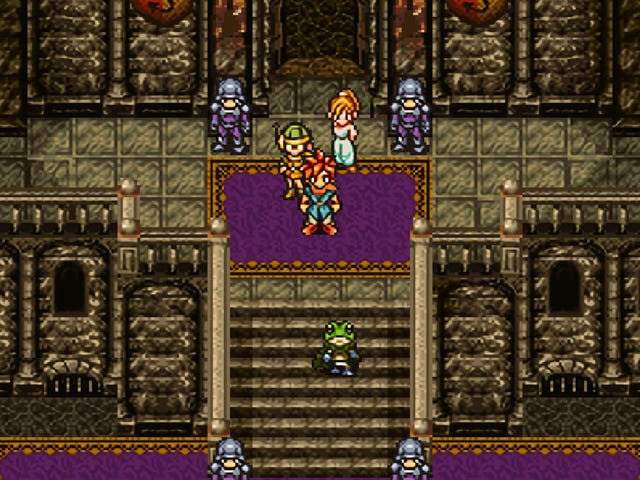 Chrono Trigger PC Will Get Patched To Add The Original Graphics