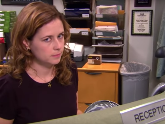 Listen to The Office theme song as a synthy, sad-eyed '80s power ballad