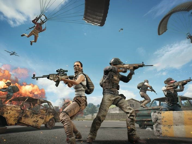 Eight Person Squads Highlight PUBG's Strengths