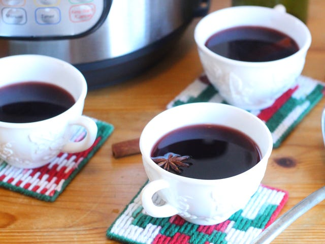Make Mulled Wine in Your Instant Pot