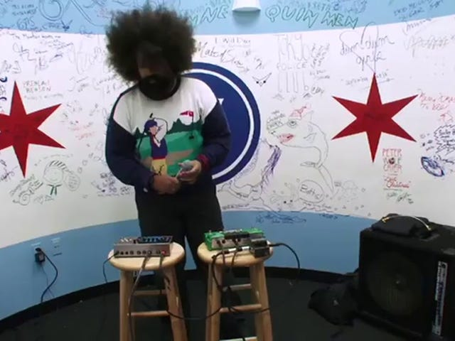 Reggie Watts - Panama (cover)