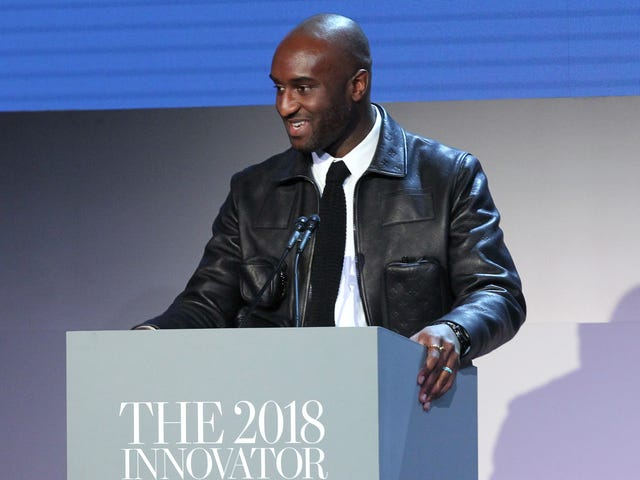 Abloh the Appropriator? Amid Virgil Abloh's Recent Runway Success Come Claims of Copycatting