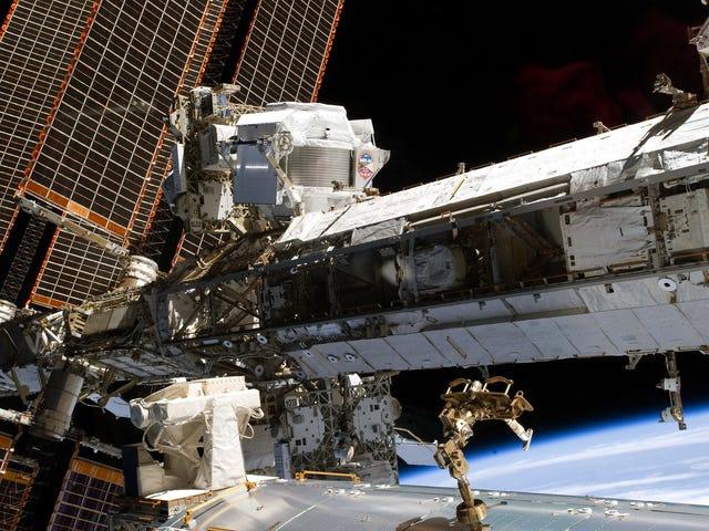 NASA velger Axiom for å legge til et Garish Space Hotel til ISS