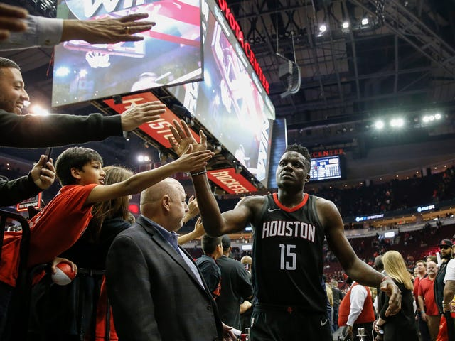 How Clint Capela Became Houston's Secret Weapon