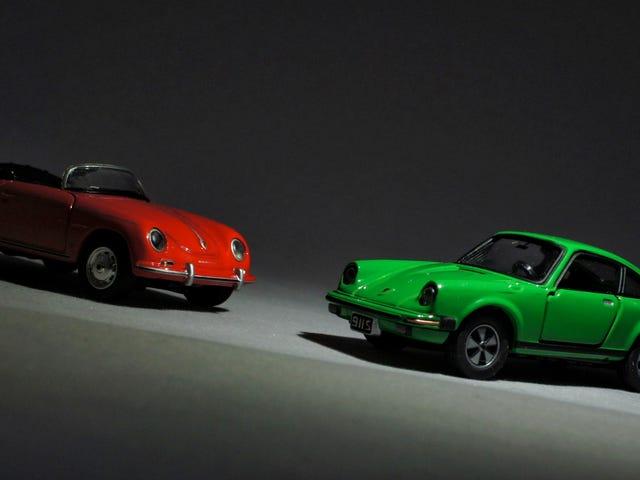 Teutonic Tuesday: Porsches aus das Land der aufgehenden Sonne