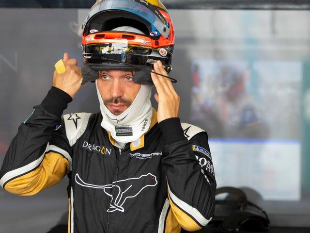 Formel E menn har funnet $ 6000 for å ha på seg feil undertøy