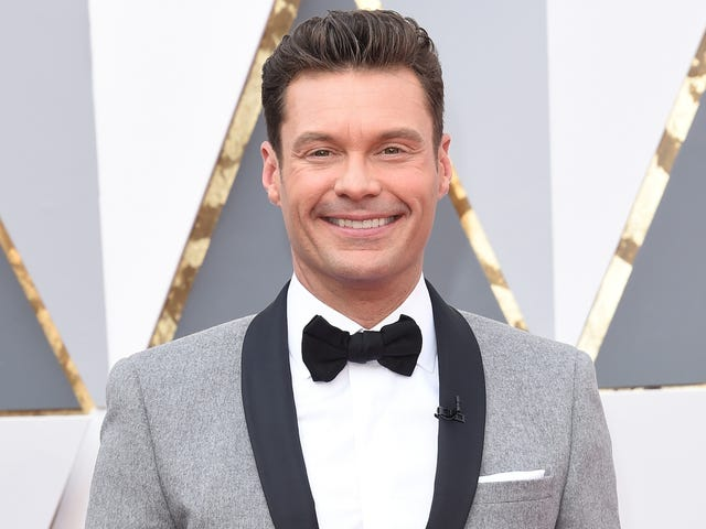 Ryan Seacrest Weathers the Ebbs and Flows Of Life