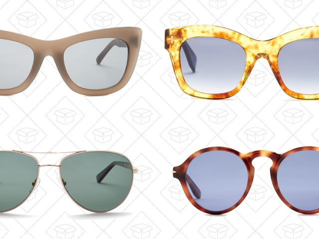 Nordstrom Rack Has Almost 400 Pairs of Designer Sunglasses on Sale