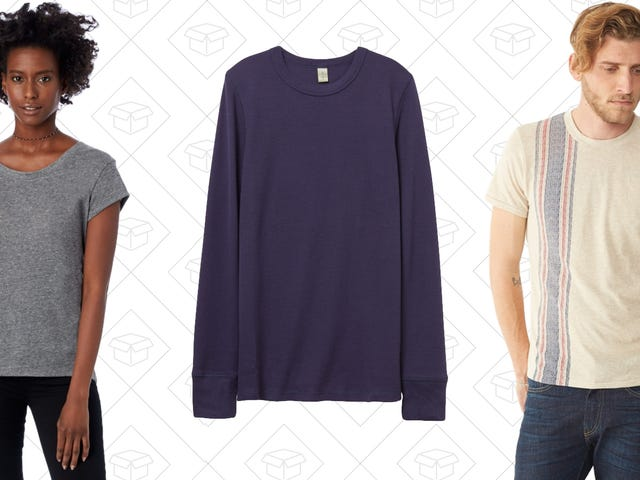 Alternative Apparel Has All The Sustainable Basics You Could Need For $5