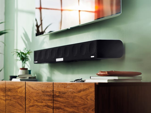 Sennheiser's Bonkers 3D Soundbar Goes on Sale This Year for a Bonkers Amount of Money