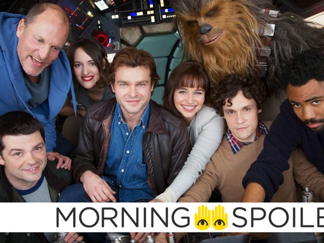 La película <i>Han Solo</i> podría presentar un gran planeta de <i>Star Wars</i> que nunca hemos visto antes