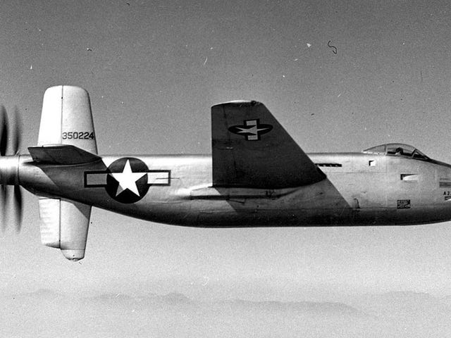 Mixmaster and Jetmaster: A Fast Bomber and a First Bomber