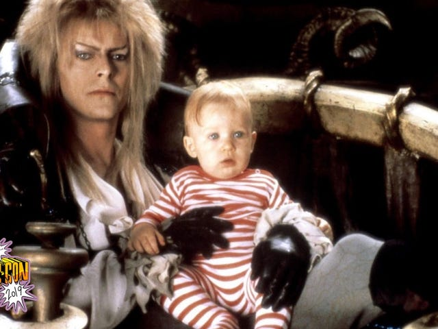 Babyen fra labyrinten var en nøglespiller på den mørke krystal: modstandens alder