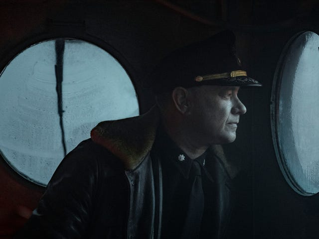 Tom Hanks, those submarines he hates to debut on Apple TV+ on July 10