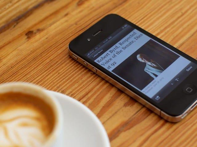 Apple er angivelig ute etter å starte iPhone 4s Boxy Design for 2020