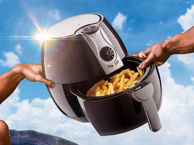 Do air fryers deserve the hype?