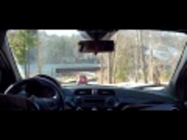 Car guys spending a day driving fun roads, part 2
