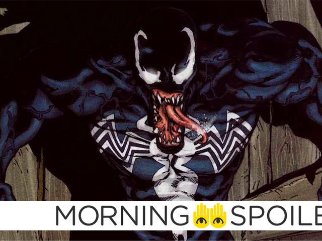 Crazy Rumors About the Cast of Sony's Venom Movie