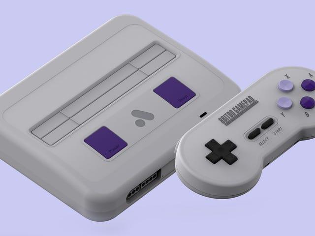 Clone SNES Berprestasi Tinggi ini Memainkan Setiap Permainan Nintendo Super Pernah Terbesar