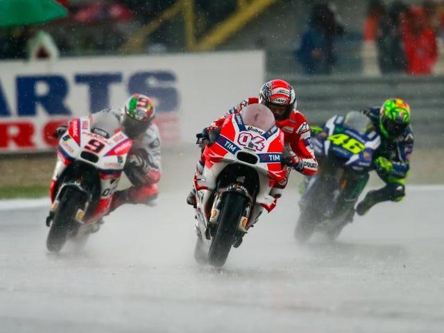 MotoGP Assen TT, Anyone watched?