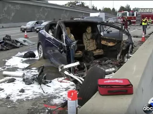 Tesla emite un comunicado oficial culpando al conductor del accidente fatal con el Model X