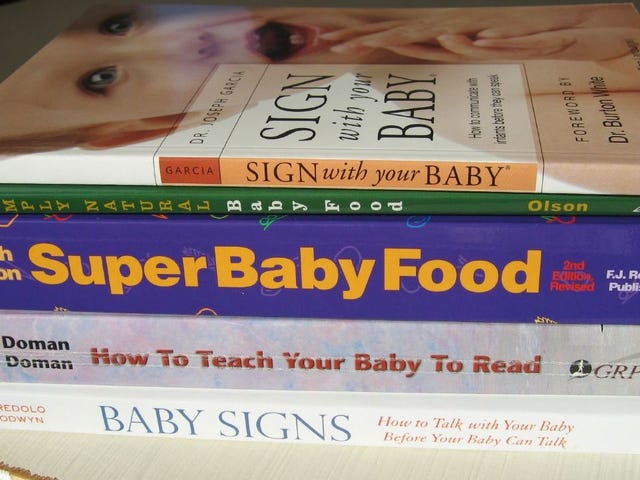 Are All These Parenting Books Messing With Parents' Heads?